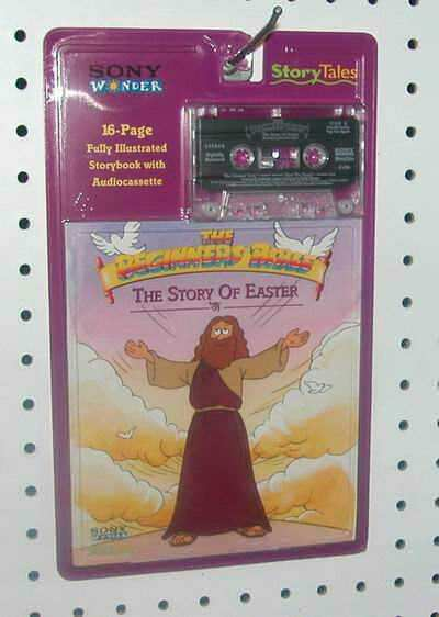 """""""The Story of Easter"""" Story Book and Cassette"""