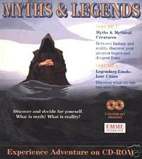 Myths and Magical Creatures 2 Volume CD-ROM Set