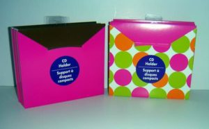 Expressions From Hallmark CD Holder Gift Boxes