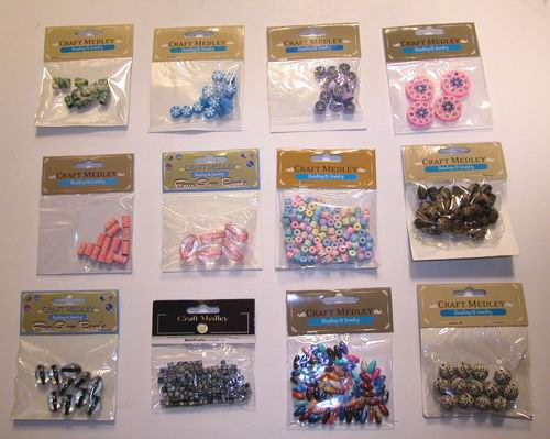 wholesale assorted craft beads for beading jewelry. Black Bedroom Furniture Sets. Home Design Ideas