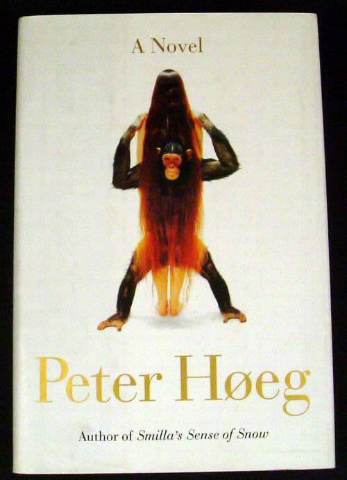 """""""The Woman and the Ape"""" Hard Cover Book by Peter Hoeg"""