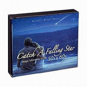 4 CD Box Set Catch A Falling Star 50's & 60's Original Classic Artists