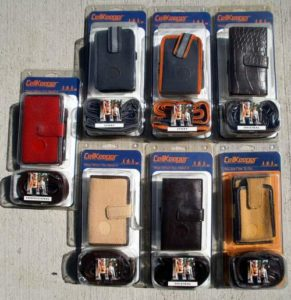 CellKeeper Mobile Gadget Wallets