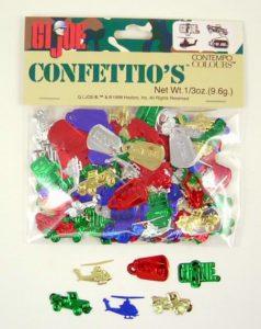 GI Joe Confetti
