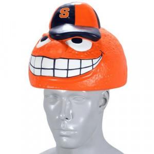 NCAA Syracuse Orangemen Novelty Foamhead