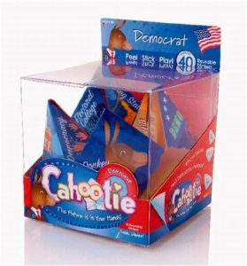 Democrat Cahootie Foldable Trivia Game