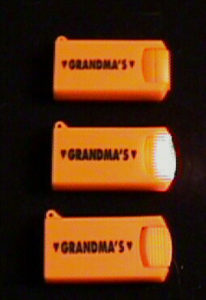 96 Per Case Flashlight with Rotating Head for Grandma
