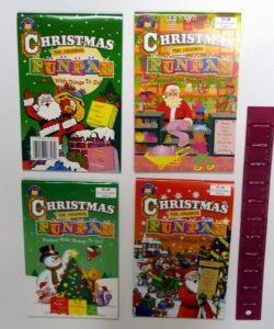Pallet of Children's Christmas Fun Pad Books