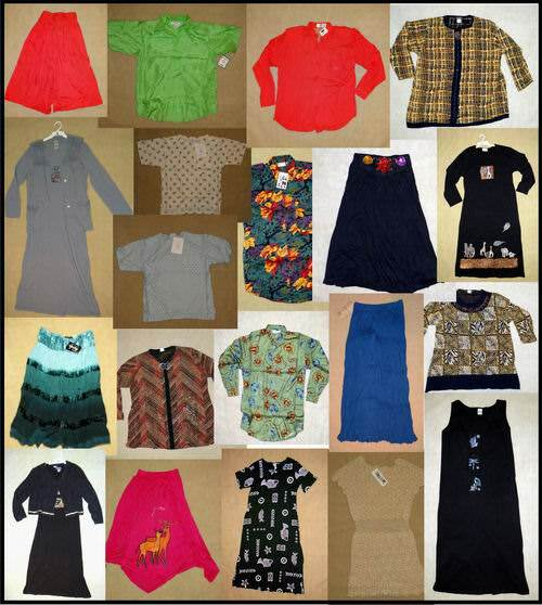 Wholesale High Fashion Women's Adult Clothing - Ethnic Influenced