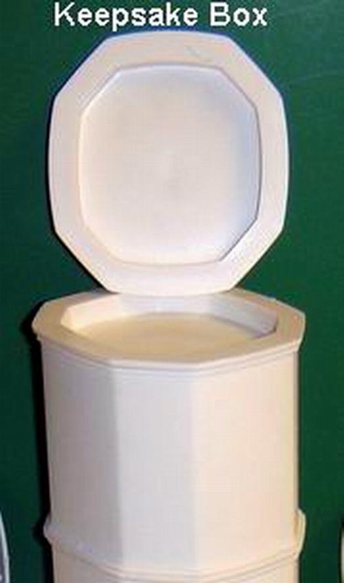 Wholesale High Quality Hard Plastic Keepsake JEWELRY Box