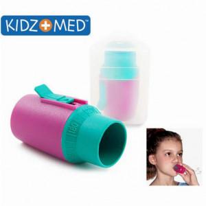Kidz Med Whistle Watch Peak Flow Asthma Monitor