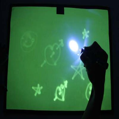 My Magic Draw Toy   Glow In The Dark Art With Light Pen