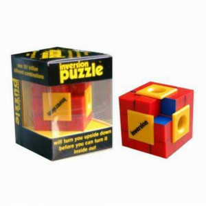 International Inversion Puzzle Toy