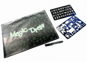 8 Per Case My Magic Draw Toy - Glow in the Dark Art with Light Pen