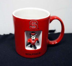 Licensed N.C. State University 12 Oz. Spinner Mug