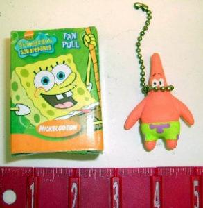 144 Nickelodeon Spongebob Squarepants Character Fan Pull