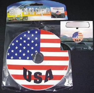 144 Per Case Wholesale Patriotic CD