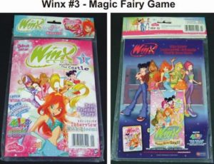 UPPER DECK WINX CLUB COMIC BOOK MAGAZINE