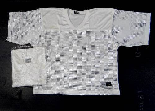 check out 71823 20c3a Wholesale Rival Athletic Men's Mesh Football Practice Jersey – Size Large