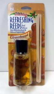 BSI Refreshing Reed Diffuser - Gingerbread Spice