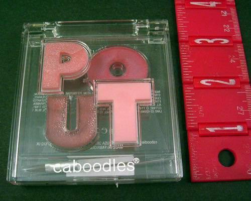 ''Wholesale COSMETICS - Caboodles ''''Pout'''' Lip Gloss''