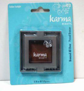 Karma Beauty Bronzer Golden Sunlight