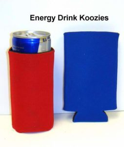 Energy Drink Can Cooler Koozie