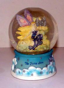 Fairy Luminara Snow Globe
