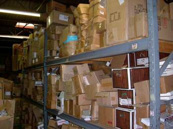 Pot Luck Mystery Closeout Pallet of Assorted Merchandise