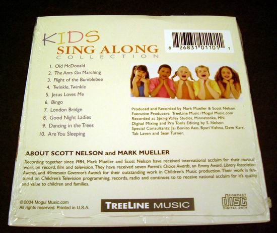 buy wholesale kids sing along cd 10 great classic songs cheap h j liquidators and closeouts inc. Black Bedroom Furniture Sets. Home Design Ideas
