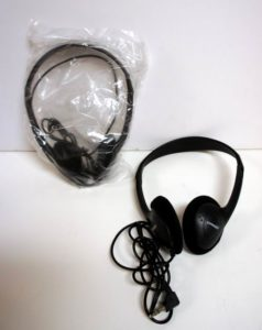 Express Jet Adjustable Headphones