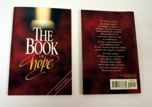"""The Book of Hope"" Paperback"