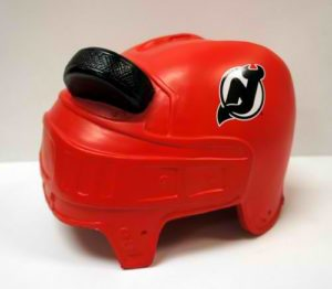 NHL New Jersey Devils Novelty Helmethead