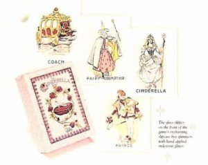 12 Per Case The Cinderella Card Parlour Game