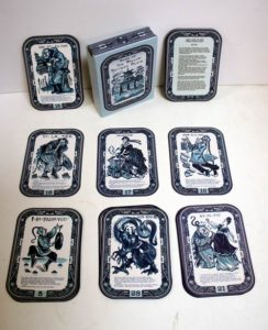 Game of the Willow Pattern Plate Parlour Game