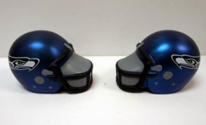 NFL Seattle Seahawks Foam Helmet Super Magnet