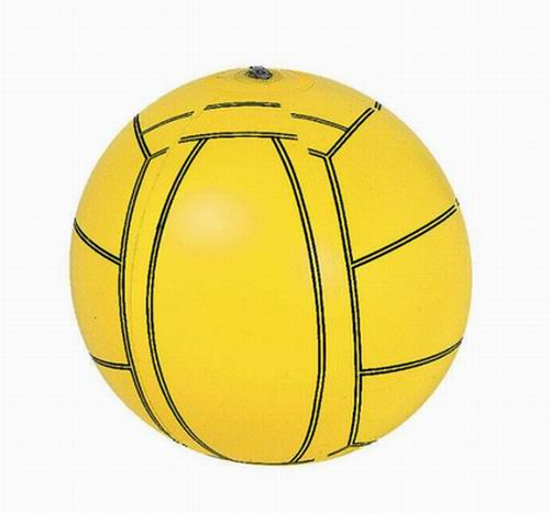 ''Blue Wave Play Blow Up VOLLEYBALL - 16'''' Inflatable Beach Ball''