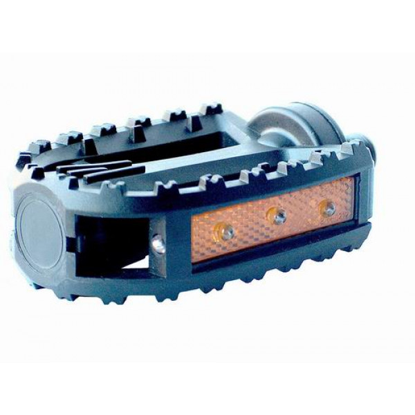 FOR9//16/'/' AXLE Deluxe GlowSpek Safety LED Flashing Pedals