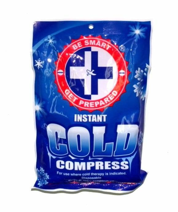 ''Pallet Deal 2,640 Pieces - First Aid Instant Cold Compress Ice Pack''
